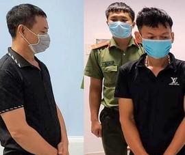 Bắt giam 2 tài xế chở người Trung Quốc nhập cảnh trái phép