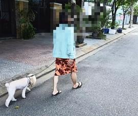 Đà Nẵng: Dắt chó đi dạo bị đề xuất phạt 7,5 triệu đồng
