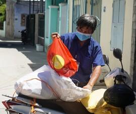 Tổ trưởng dân phố đi đưa thực phẩm bị tai nạn chấn thương sọ não