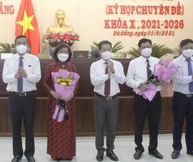Đà Nẵng bầu 2 phó chủ tịch UBND TP