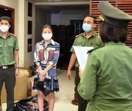 Bắt nữ giám đốc bảo lãnh cho người Hàn Quốc nhập cảnh trái phép