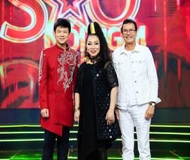 Nghệ sĩ Bạch Tuyết hát rock, hát Em gái mưa trên ghế nóng
