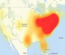 Mỹ: Hoạt động Internet rối loạn vì tấn công mạng
