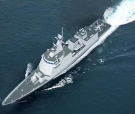 Hyundai-Hàn Quốc đóng 2 tàu khu trục cho Philippines
