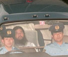 Nhật xử tử Giáo chủ Shoko Asahara giết 13 người bằng khí sarin