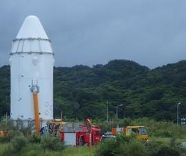 Nhật: Tàu vận tải vũ trụ Kounotori 8 nổ khi được phóng lên ISS