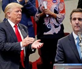 Ông Cohen hứa kể hết 'mánh khóe' của ông Trump kỳ bầu cử 2016