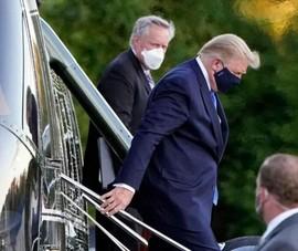 Chuyện trị COVID-19 chóng vánh cho bệnh nhân siêu VIP Trump