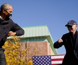 Thư ông Obama: Nước Mỹ đang chia rẽ sâu sắc và cay đắng!