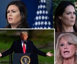 Lãnh đạo Forbes không đồng ý 'tấn công' nhân viên ông Trump