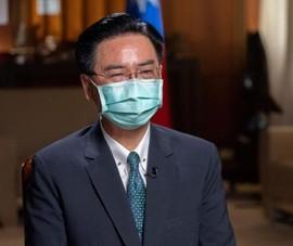Lãnh đạo ngoại giao Đài Loan: Cần chuẩn bị cho viễn cảnh xung đột quân sự với TQ