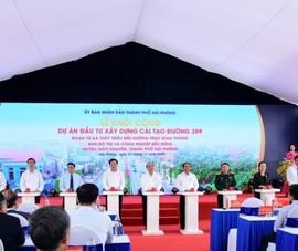 Đầu tư hơn 1.100 tỉ đồng mở rộng đường nối Quảng Ninh