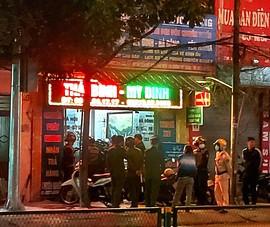 Bắt chủ hãng xe Phúc Cường ở Thái Bình vụ đập xe đối thủ