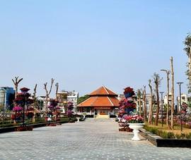 Bí thư Hải Phòng chỉ đạo xây dựng mỗi phường 1 công viên