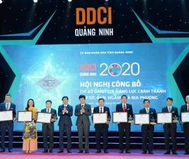 TP Cẩm Phả có chỉ số năng lực cạnh tranh cao nhất Quảng Ninh