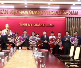 Quảng Ninh có thêm 3 lãnh đạo cấp sở qua thi tuyển