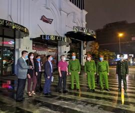 Hải Phòng tạm dừng hoạt động vũ trường, quán bar, karaoke...