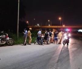 Ô tô tông xe máy điện làm chết nữ sinh rồi bỏ trốn