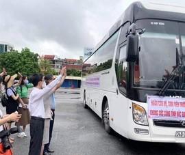 Đại học Y dược Hải Phòng cử 83 người giúp Bắc Giang dập dịch