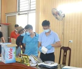 3 người đưa 5 kg ma túy từ Nghệ An về tới Hải Phòng thì bị bắt