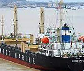Tàu Đông Phú từ Đài Loan về Hải Phòng có 10 thuyền viên nhiễm COVID-19
