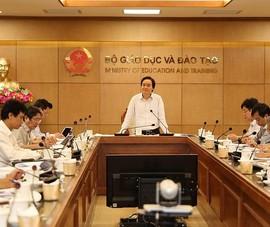 Bộ trưởng Nhạ: Phải có SGK tốt nhất cho chương trình mới