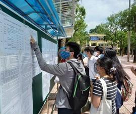 Chênh lệch điểm thi và học bạ ở Nghệ An, Long An cao nhất nước