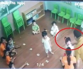 Bộ GD&ĐT yêu cầu xử nghiêm vụ bé 2 tuổi bị bố bạn bạo hành