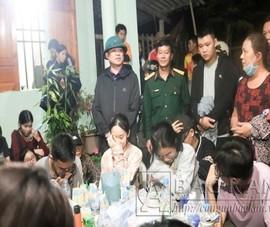 Đi dã ngoại, 27 học sinh bị lạc trong rừng