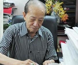 """Ông """"vua châm cứu"""" Nguyễn Tài Thu qua đời"""