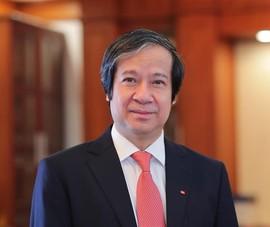 Nhiều kỳ vọng với tân Bộ trưởng Bộ GD&ĐT Nguyễn Kim Sơn