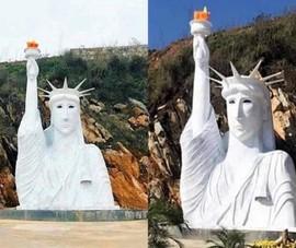 Tượng 'nữ thần tự do đột biến' ở Sa Pa: Lập đoàn kiểm tra