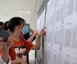 Hà Nội: Thí sinh tự do, ngủ quên nên mất cơ hội thi