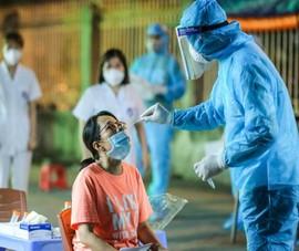Hà Nội tiêm 360.690 mũi vaccine 1 ngày, xét nghiệm gần 900.000 mẫu phát hện 9 F0