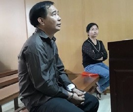 Vợ chồng lãnh án sau 'phi vụ' vào chùa trộm nửa tỉ đồng