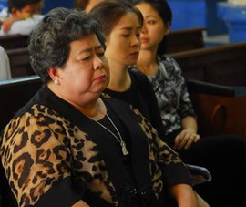 Bà Hứa Thị Phấn và Phạm Công Danh lại hầu toà