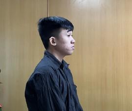 Gây án giết người, bị cáo ra tòa lau nước mắt cho vợ