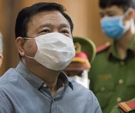 Ông Đinh La Thăng không kháng cáo vụ cao tốc Trung Lương