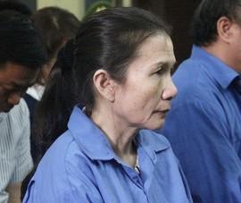 Tình tiết mới vụ nữ giám đốc tham ô bị đề nghị tử hình