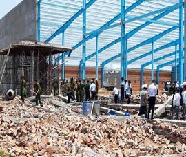 Kháng nghị không xử án treo vụ sập tường làm 7 người chết