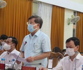 Viện trưởng Tối cao Lê Minh Trí nói về tiêu cực, tham nhũng
