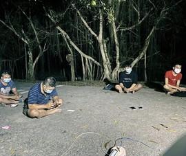 Bắt giữ 9 người vượt biên sang Campuchia tìm việc làm