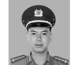 Phó trưởng công an xã hy sinh trong công tác phòng chống dịch COVID-19