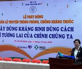 Vi khuẩn ở Việt Nam mạnh nhất thế giới?