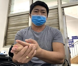 Bệnh nhân 48 tuổi bị đột quỵ: '1 tháng tôi nhậu hết 28 ngày'