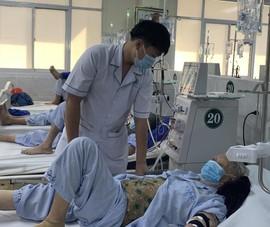 Thu nhập nhân viên y tế TP.HCM giảm bình quân 30 triệu/người