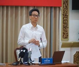Phó Thủ tướng: TP.HCM cần xử nghiêm người không đeo khẩu trang