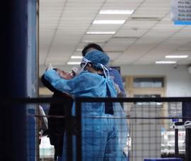 1 bệnh viện ở TP.HCM phát hiện cụ ông 83 tuổi nghi COVID-19