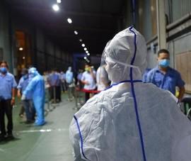 TP.HCM cách ly tạm thời 700 công nhân do ca nhiễm COVID-19