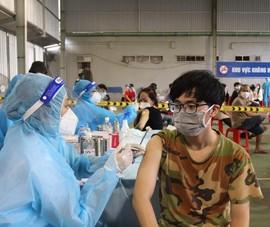 TP.HCM cần hơn 1,8 triệu liều vaccine mũi 1 và 2 đến ngày 30-9